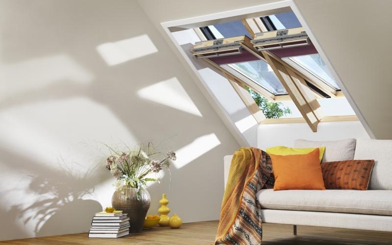 Nos fenêtres de toit Velux