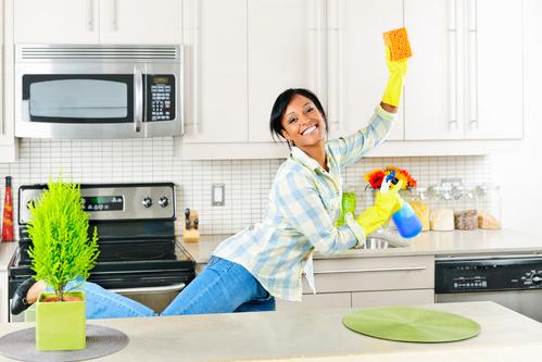 Découvrez comment nettoyer rapidement sa maison