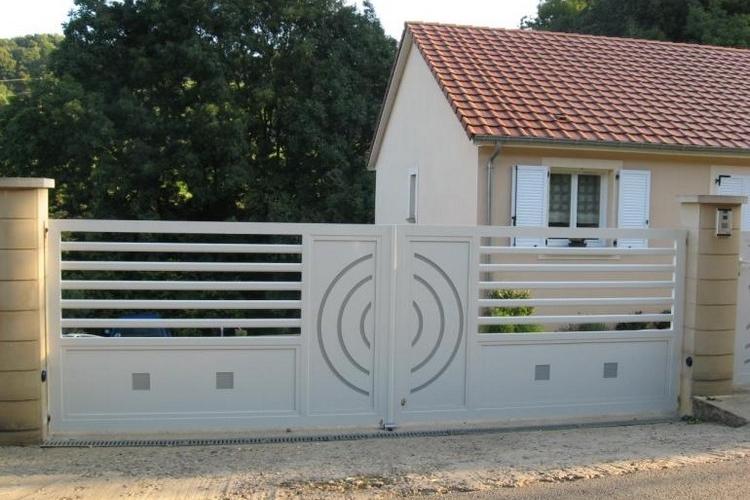 Comment choisir un portail en aluminium