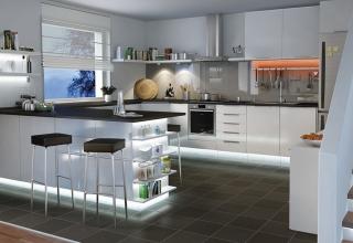 Les rubans LED : pour économiser la consommation