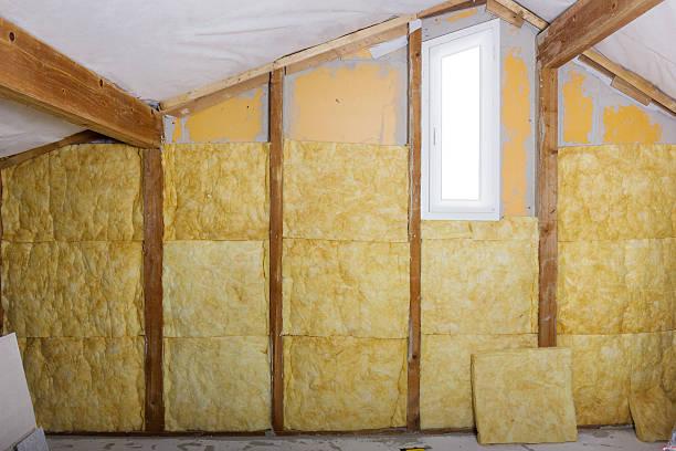 Conjuguer confort d'été et d'hiver grâce à une bonne isolation des murs