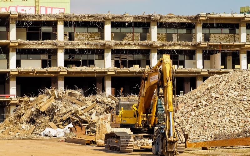 Les bonnes pratiques de la gestion des déchets de chantier